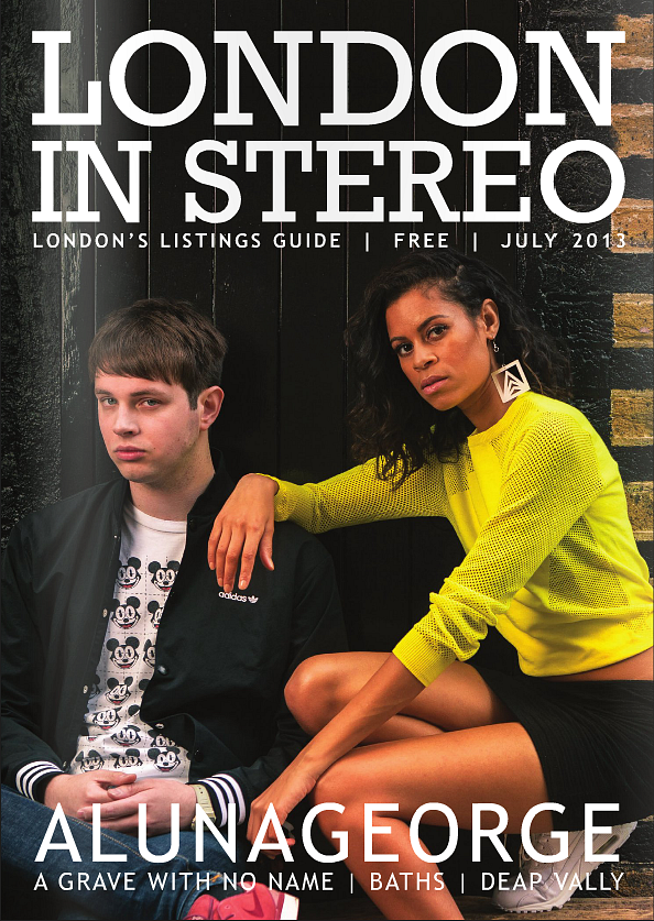 London in Stereo - AlunaGeorge