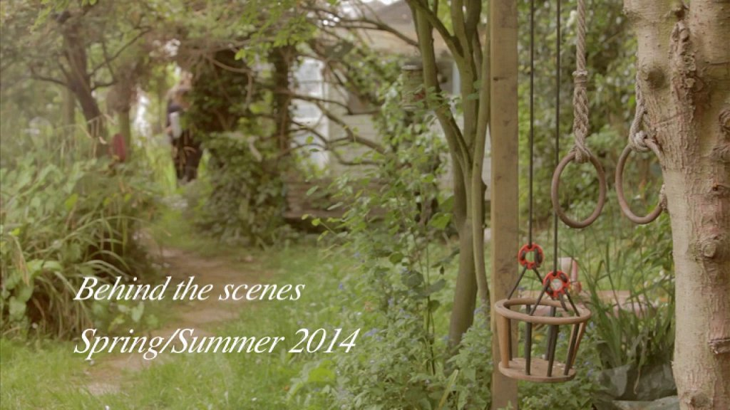 Video: Behind the scenes - Darling Clothing - Spring/Summer 2014