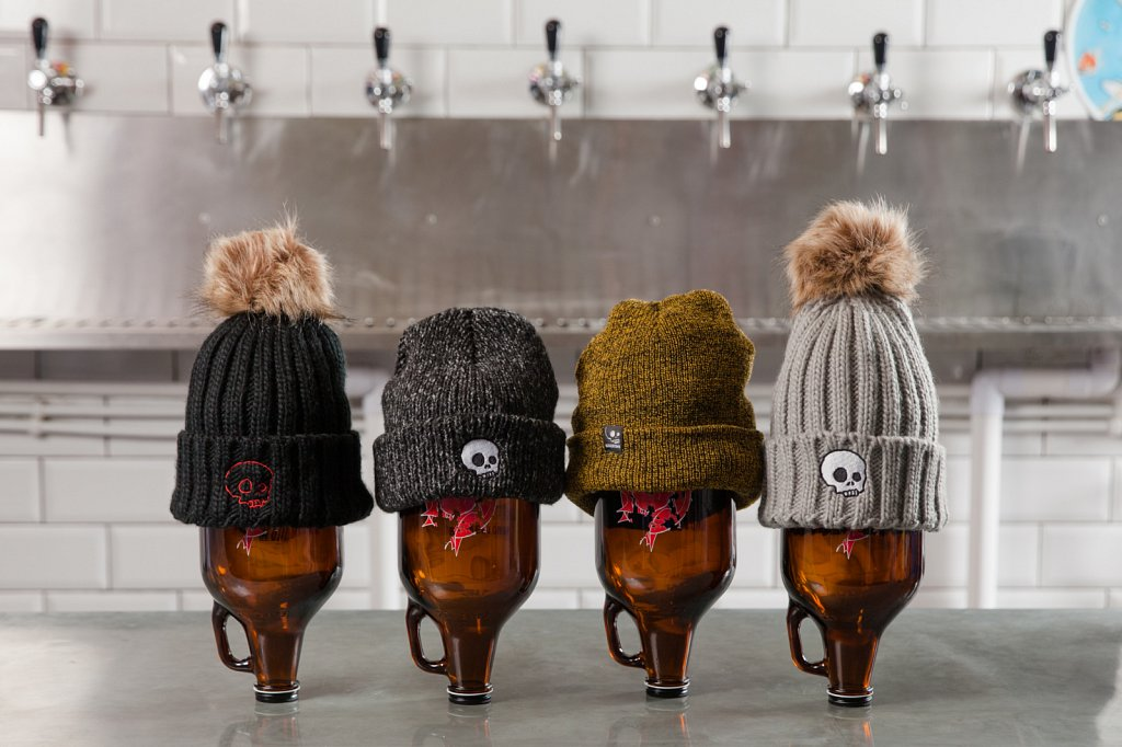 Merchandise for Beavertown Brewery